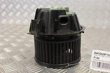 "Moteur ventilateur chauffage ""clim"" Dacia Duster/Sandero/Logan jusqu'à aout 2013"