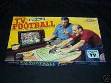 T.V. FOOTBALL COLECO 1974 RARE SPORTS GAME!