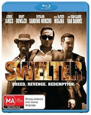 Swelter - Keith Parmer NEW B Region Blu Ray