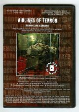 Airlines of Terror - Blood Line Express CD - Rare Promo Package in DVD Case