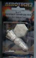 Battletech Aerotech 2 Potemkin Troop Cruiser (3057) MINT Iron Wind Metals