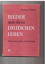 Antoni Nikiel Bilder aus dem Deutschen Leben Podręcznik języka niemieckiego 1962