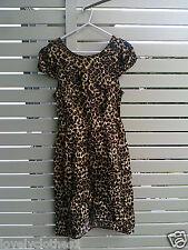 Lisa Ho Dress Size Sz 8 10 New Print Black Cocktail Evening Formal Designer Rrp