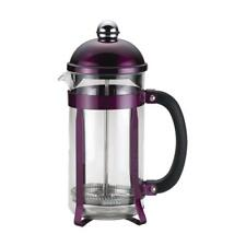 BonJour French Press Handwashing Glass Filtering Lid Stainless Frame (8-Cup)