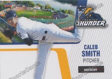 2016 Trenton Thunder Caleb Smith RC Rookie NY Yankees