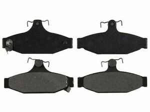 For 1999-2000 Shelby Series 1 Brake Pad Set Rear Raybestos 85517SC