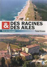 """DVD """"DES RACINES ET DES AILES terre de Gascogne"""" NEUF SANS BLISTER"""