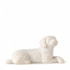 Willow Tree Love my Dog (small, lying) Figure Figurine 27790 Brand New & Boxed