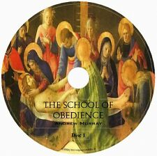 THE SCHOOL OF OBEDIENCE by Andrew Murray 2 Audio CDs