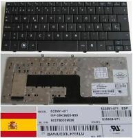 Clavier Qwerty Espagnol HP MINI 110 CQ10-100 NSK-HB20S MP-08K36E0-930 533551-071