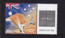 2003 Celebration & Nation 50c Kangaroo MUH With Personalised Tab - Mexico 1968