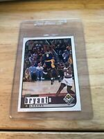 1998-99 UD Choice KOBE BRYANT Upper Deck Preview #69 Los Angeles Lakers