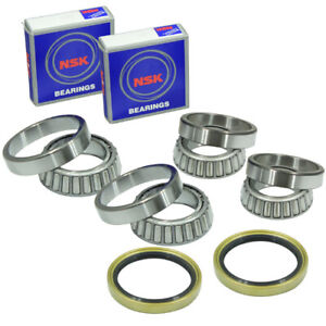 Two Front Wheel Bearing Kits for Great Wall V200 V240 K2 X200 X240 CC 2009-2016
