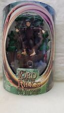 2001 Lord of the Rings Fellowship of the Ring FRODO Action Figure NIB  A2917