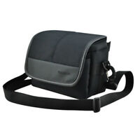 SLR DSLR Camera Shoulder Bag Waist Case for Nikon Canon EOS Sony Lens Waterproof
