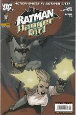 BATMAN / DANGER GIRL (deutsch) - HARTNELL / YU - PANINI COMICS 2005 - TOP