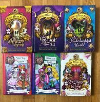 EVER AFTER HIGH Shannon Hale Suzanne Selfors 1-3 Top villain Lot 6 HB Fantasy