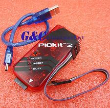 2PCS PICkit2 PIC KIT2 debugger programmer for PIC24 PIC32 PIC dsPIC M123