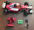 """Vintage Xin Qiang Red Formula 1 RC Race Car 1:6 Scale (28"""" L / Works)"""