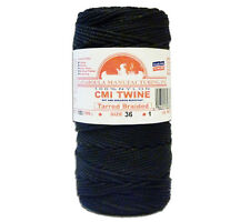 Catahoula No 36 Tarred Braided Bank Line 1 lb Spool 480 ft Nylon Twine