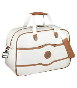 Delsey Chatelet Air Soft Cabin Duffle Bag - Angora
