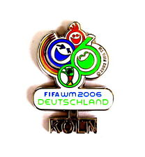 "SPORT PIN/PINS-FIFA WORLD CUP 2006 ""Cuccia Colonia"" [3946]"