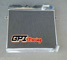 56MM FOR ALFA ROMEO GT 1.3 1.6 1750 2000 SPYDER 71-77 ALUMINUM RADIATOR