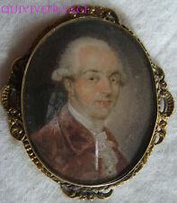 MINIATURE du DAUPHIN LOUIS DE FRANCE père de LOUIS XVI