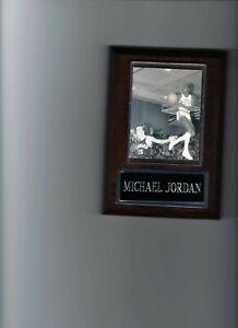 MICHAEL JORDAN PLAQUE A. LANEY HIGH SCHOOL BASKETBALL