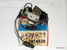 NOS MoPar 1977 DISTRIBUTOR PICK UP & PLATE WITH ELECTRIC IGNITION 3874839