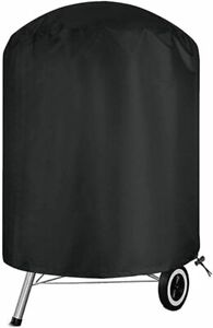 """23X30"""" BBQ Cover Waterproof Barbecue Gas Smoker Grill Patio Garden Outdoor"""