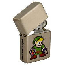 Pixel Characters Zelda Link Lighter. Windproof Cool Retro Gaming Geek Funky Gift