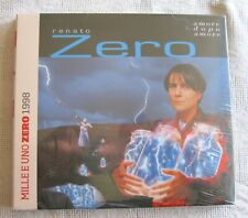 RENATO ZERO Amore Dopo Amore (1998) CD, Reissue, Remastered, Cardboard 2019