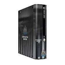 Newcastle United FC Xbox 360 E Go Console Skin Sticker Cover Official
