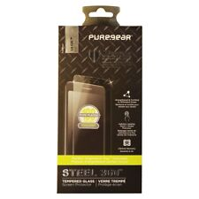 PureGear Lg V20 Steel 360 Tempered Glass Screen Protector Guard - Clear