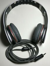 Beats by Dr. Dre White Solo HD On Ear Monster Headphones
