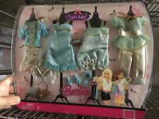 Barbie Fashion Glam Girls Night Out Fashion Clothes and Accessories
