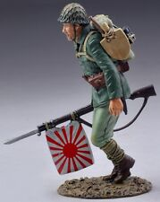 Thomas Gunn WW2 guerre mondiale PACIFIQUE rs024a JAPONAIS QUI COURT TRAIL Vert