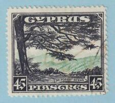 CYPRUS  135 USED  NO FAULTS EXTRA  FINE!