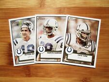 2006 Topps Heritage Indianapolis Colts TEAM SET - Peyton Manning