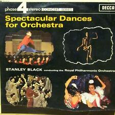 Stanley Black(Vinyl LP)Spectacular Dances-Decca Phase 4-PFS 4118-G/VG