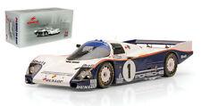Spark 18lm86 PORSCHE 962C # 1 Vainqueur du Mans 1986-BELL / holbert / STUCK 1/18 scale