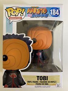 Funko Pop! Naruto Shippuden Tobi #184
