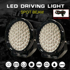 OSRAM 9 inch LED Driving Lights Spot Pair Offroad Spotlight Work Spotlight Round