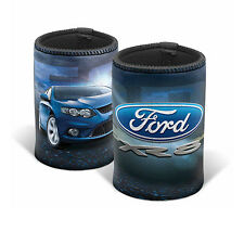 FORD TYRE Can Cooler Stubby holder Beer Cosy Birthday Christmas Man Cave Gift