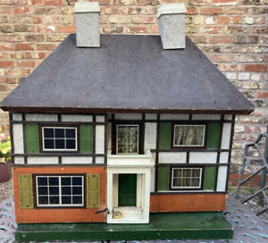 Lines Brothers DH10 House 1920s  Antique Triang Dolls house
