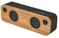 House of Marley firma juntos Mini Altavoz Portátil Inalámbrico Bluetooth