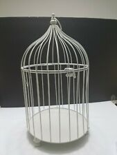 New listing Large white bird cage