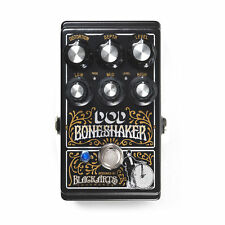 DOD Boneshaker Distortion Guitar Effect Pedal w/ 3-Band Equalizer