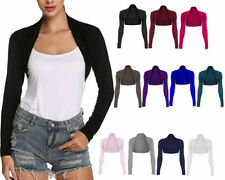 Unbranded Collared Crop Tops for Women